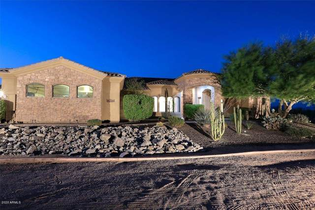 15538 E Melanie Drive, Scottsdale, AZ 85262 (MLS #6131856) :: Midland Real Estate Alliance