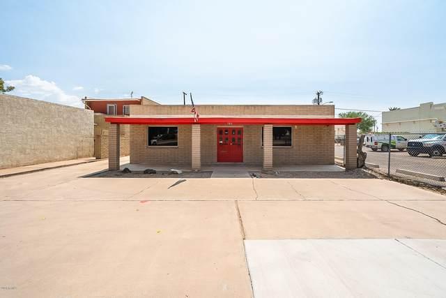 381 W Central Avenue, Coolidge, AZ 85128 (MLS #6132481) :: Brett Tanner Home Selling Team