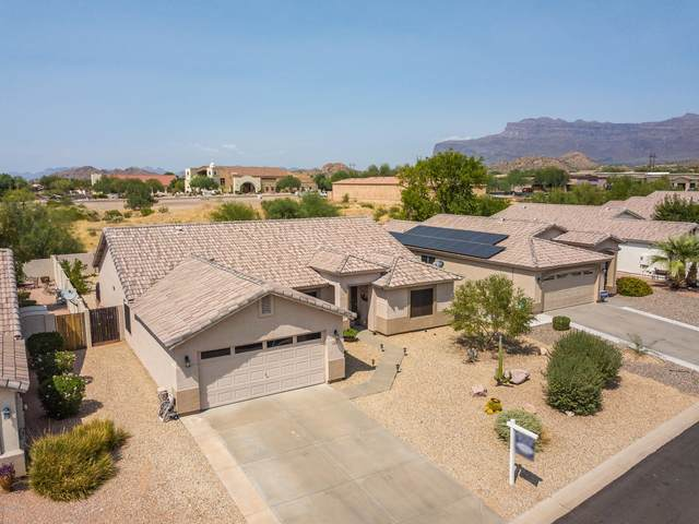 6868 S Crimson Sky Place, Gold Canyon, AZ 85118 (MLS #6132679) :: D & R Realty LLC