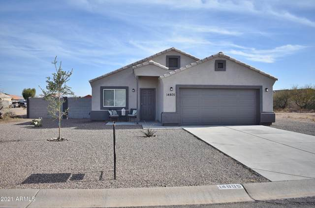 14805 S Charco Road, Arizona City, AZ 85123 (MLS #6132889) :: Nate Martinez Team