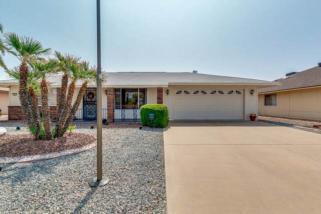 12911 W Limewood Drive, Sun City West, AZ 85375 (MLS #6132914) :: The Daniel Montez Real Estate Group
