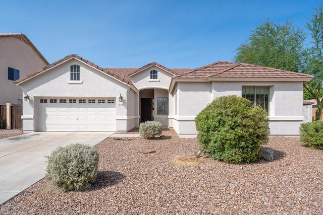 1278 E Bosi Court, San Tan Valley, AZ 85140 (MLS #6132955) :: Balboa Realty