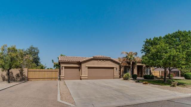 136 E Rosebud Drive, San Tan Valley, AZ 85143 (MLS #6133053) :: Selling AZ Homes Team