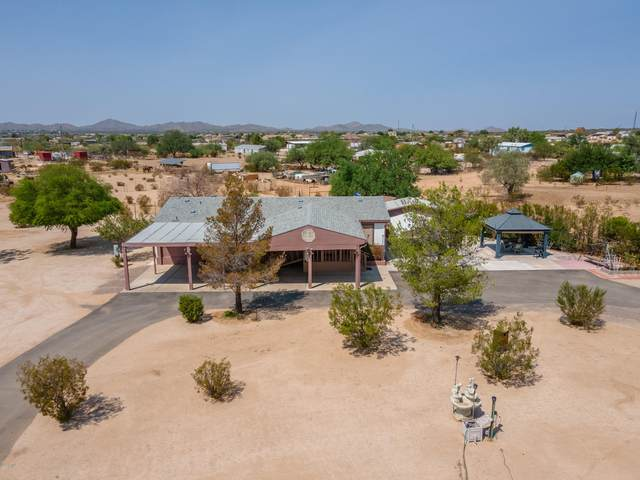 10622 N Malachite Way, Casa Grande, AZ 85122 (MLS #6133118) :: My Home Group