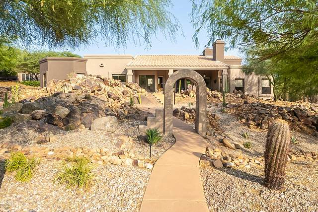 15447 E Greystone Drive, Fountain Hills, AZ 85268 (MLS #6133254) :: The Daniel Montez Real Estate Group