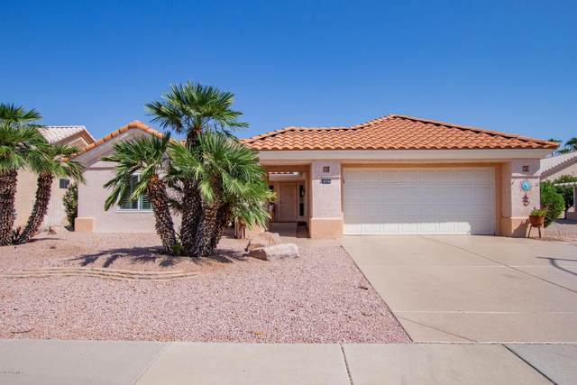 22025 N Desperado Drive, Sun City West, AZ 85375 (MLS #6133360) :: Devor Real Estate Associates