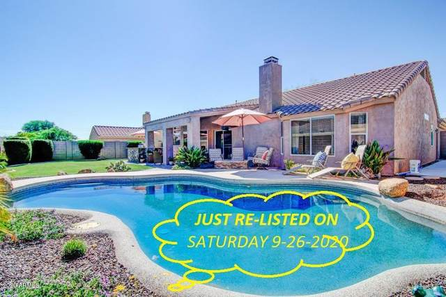 4881 E Armor Street, Cave Creek, AZ 85331 (MLS #6133569) :: West Desert Group | HomeSmart