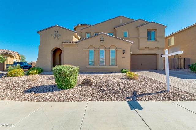 7561 S Frontier Street, Gilbert, AZ 85298 (MLS #6133581) :: Openshaw Real Estate Group in partnership with The Jesse Herfel Real Estate Group