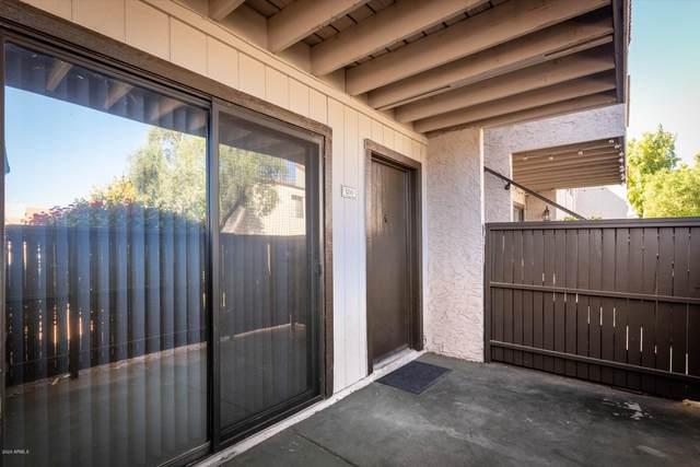 2938 N 61ST Place #150, Scottsdale, AZ 85251 (MLS #6133841) :: Walters Realty Group