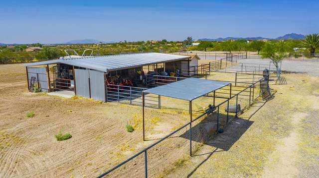 35119 S Us Highway 93, Wickenburg, AZ 85390 (MLS #6134019) :: RE/MAX Desert Showcase