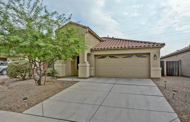 22259 N Dietz Drive, Maricopa, AZ 85138 (MLS #6134181) :: The Daniel Montez Real Estate Group