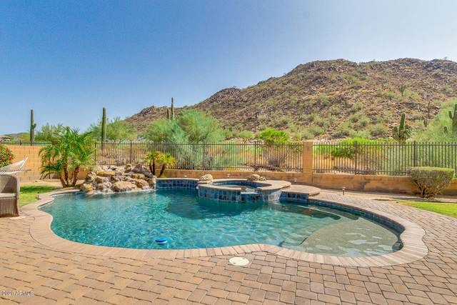 3529 N Boulder Canyon Street, Mesa, AZ 85207 (MLS #6134361) :: Arizona 1 Real Estate Team
