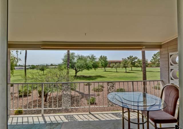 10851 N Fairway Court E, Sun City, AZ 85351 (MLS #6134383) :: Brett Tanner Home Selling Team
