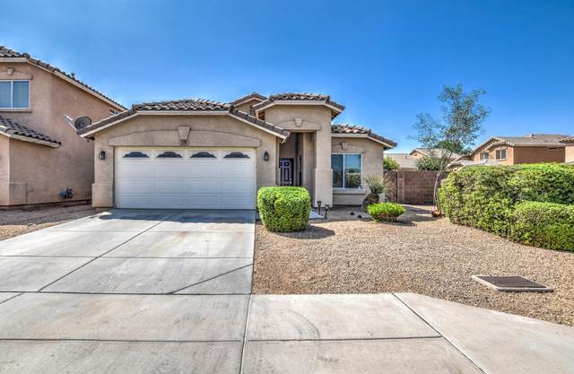 2506 S 66TH Drive, Phoenix, AZ 85043 (MLS #6134412) :: Brett Tanner Home Selling Team
