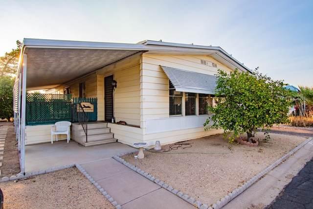 8780 E Mckellips Road #109, Scottsdale, AZ 85257 (MLS #6134575) :: Walters Realty Group