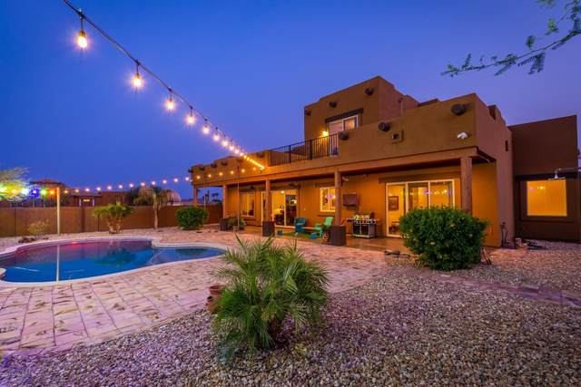 24434 N 85TH Avenue, Peoria, AZ 85383 (MLS #6134606) :: Dijkstra & Co.