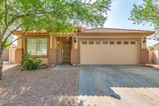 6841 S 43RD Drive, Laveen, AZ 85339 (MLS #6134610) :: Conway Real Estate
