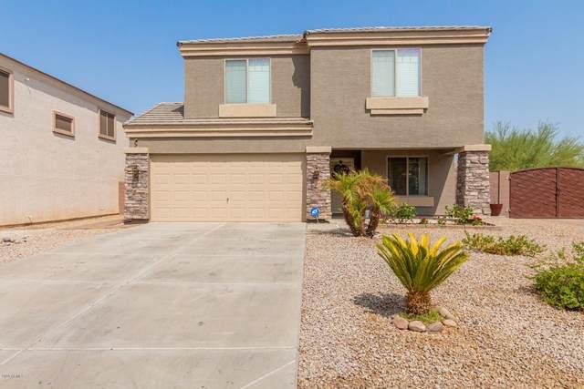 3210 S 86TH Avenue, Tolleson, AZ 85353 (MLS #6134624) :: Brett Tanner Home Selling Team