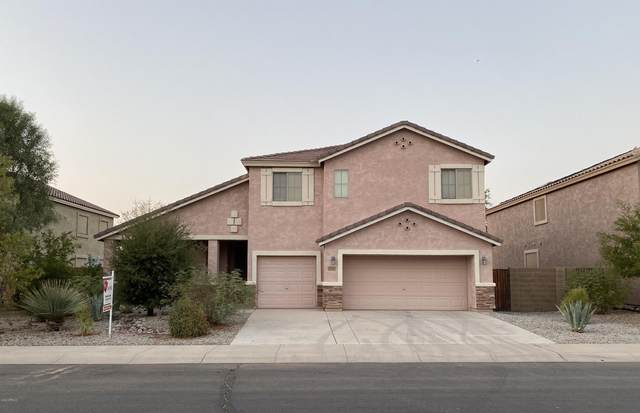 1536 E Chaparral Place, Casa Grande, AZ 85122 (MLS #6134729) :: The Ellens Team