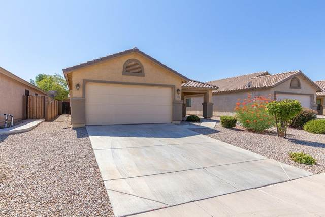 1195 W Fruit Tree Lane, San Tan Valley, AZ 85143 (MLS #6134881) :: Nate Martinez Team