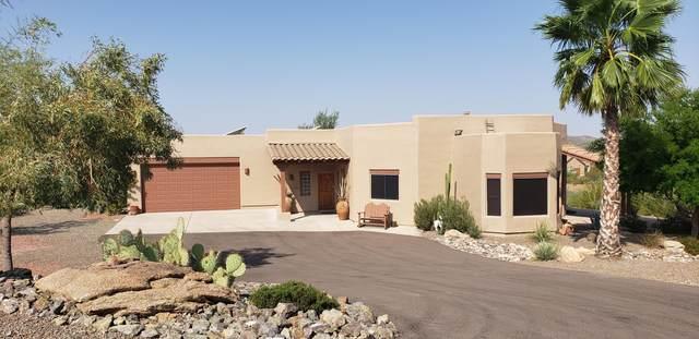 45521 N San Domingo Peak Trail, Morristown, AZ 85342 (MLS #6134908) :: My Home Group