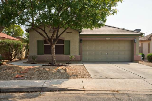 9319 E Obispo Avenue, Mesa, AZ 85212 (MLS #6135005) :: Klaus Team Real Estate Solutions