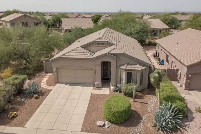 3055 N Red Mountain #108, Mesa, AZ 85207 (MLS #6135095) :: The Results Group