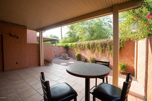 2500 N Hayden Road #13, Scottsdale, AZ 85257 (MLS #6135127) :: RE/MAX Desert Showcase