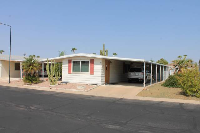 8103 E Southern Avenue #222, Mesa, AZ 85209 (#6135200) :: The Josh Berkley Team