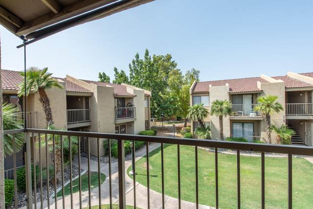 1111 E University Drive #231, Tempe, AZ 85281 (MLS #6135386) :: The Daniel Montez Real Estate Group