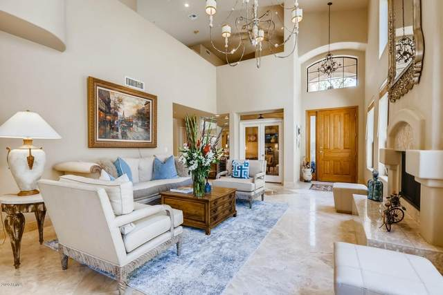 7525 E Gainey Ranch Road #202, Scottsdale, AZ 85258 (MLS #6135559) :: The Riddle Group