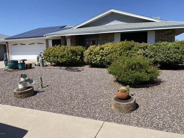 15608 N 105TH Drive, Sun City, AZ 85351 (MLS #6135585) :: Midland Real Estate Alliance