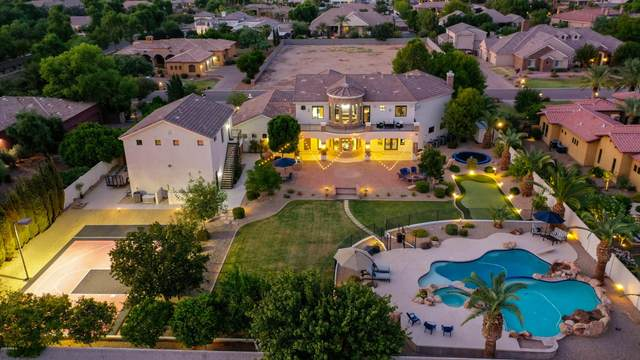 2135 E Avenida Del Valle Court, Gilbert, AZ 85298 (MLS #6135660) :: BVO Luxury Group