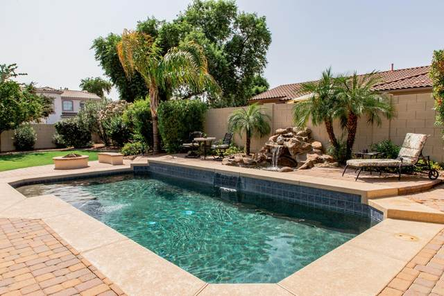 4702 S Bandit Road, Gilbert, AZ 85297 (MLS #6135992) :: Midland Real Estate Alliance