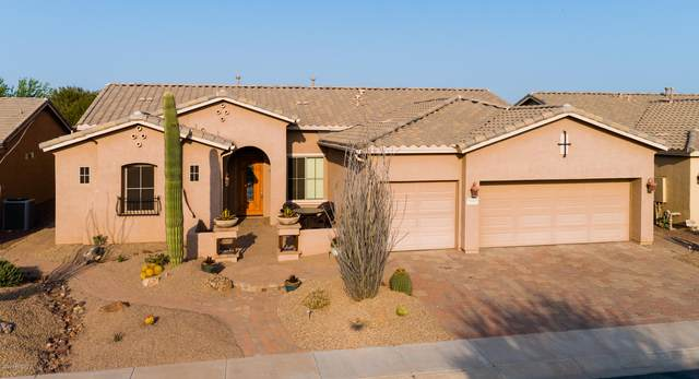 20092 N Evening Glow Trail, Maricopa, AZ 85138 (MLS #6136001) :: Arizona Home Group