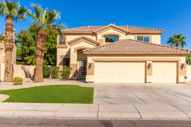 1371 S Central Drive, Chandler, AZ 85286 (MLS #6136044) :: The Property Partners at eXp Realty