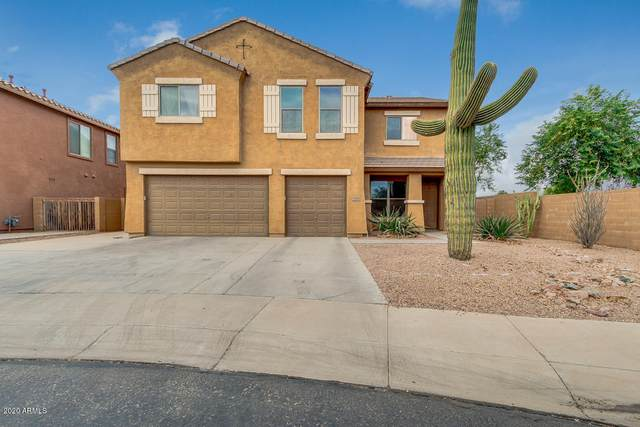 17776 N Kari Lane, Maricopa, AZ 85139 (MLS #6136050) :: Power Realty Group Model Home Center