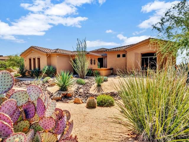 8271 E Tumbleweed Drive, Scottsdale, AZ 85266 (MLS #6136052) :: Brett Tanner Home Selling Team