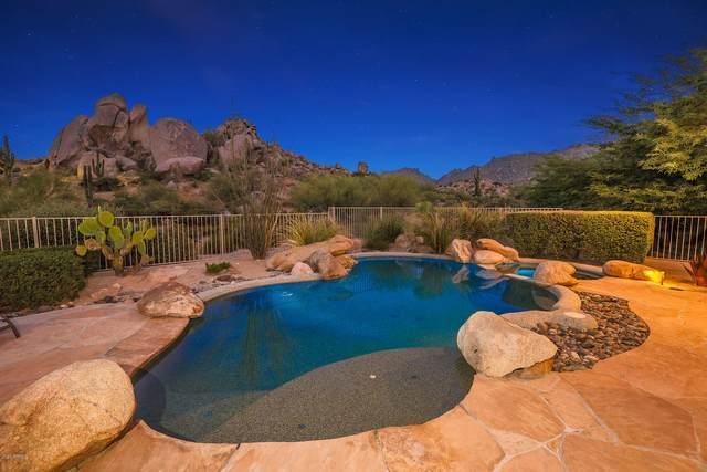 23861 N 119TH Way, Scottsdale, AZ 85255 (MLS #6136192) :: Riddle Realty Group - Keller Williams Arizona Realty