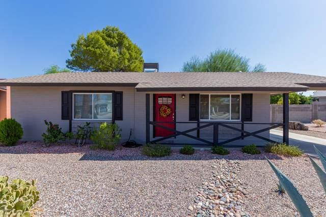 15645 N 21st Street, Phoenix, AZ 85022 (MLS #6136523) :: Brett Tanner Home Selling Team