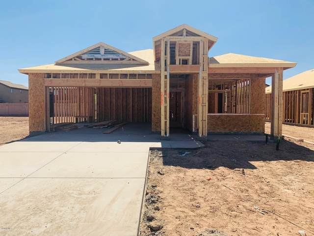 4613 W Ginger Avenue, Coolidge, AZ 85128 (MLS #6136594) :: Sheli Stoddart Team | M.A.Z. Realty Professionals