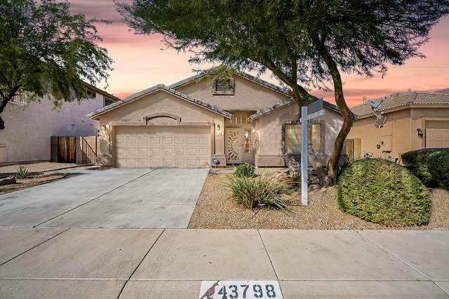 43798 W Kramer Lane, Maricopa, AZ 85138 (MLS #6136720) :: The Daniel Montez Real Estate Group