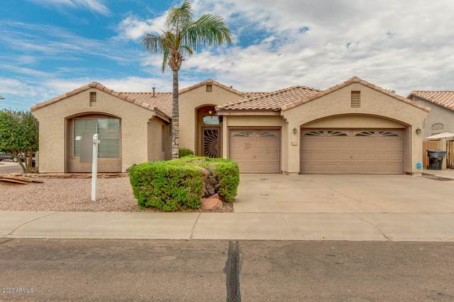 1690 E Commerce Avenue, Gilbert, AZ 85234 (MLS #6136900) :: Devor Real Estate Associates
