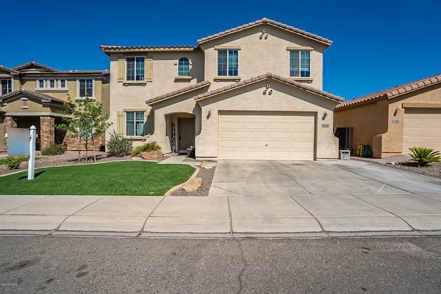 3554 E Odessa Drive, San Tan Valley, AZ 85140 (#6136914) :: The Josh Berkley Team