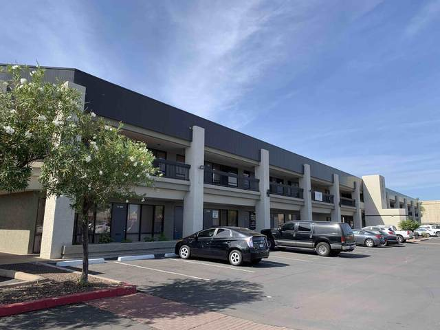 2406 S 24TH Street #100, Phoenix, AZ 85034 (MLS #6136964) :: Conway Real Estate