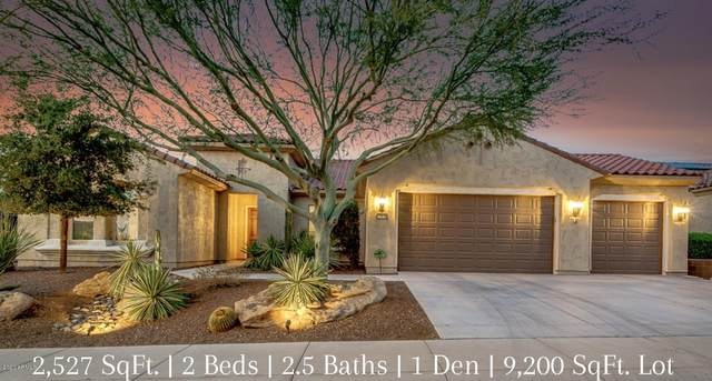 27138 W Behrend Drive, Buckeye, AZ 85396 (MLS #6137148) :: Arizona Home Group