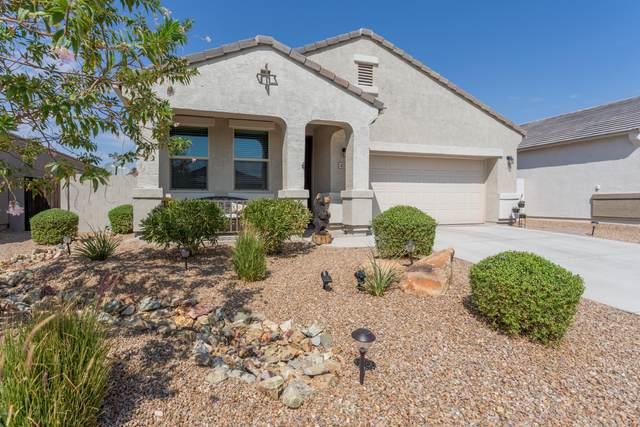 41312 W Jenna Lane, Maricopa, AZ 85138 (MLS #6137161) :: Klaus Team Real Estate Solutions