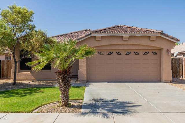 382 S 152ND Lane, Goodyear, AZ 85338 (MLS #6137310) :: Sheli Stoddart Team | M.A.Z. Realty Professionals