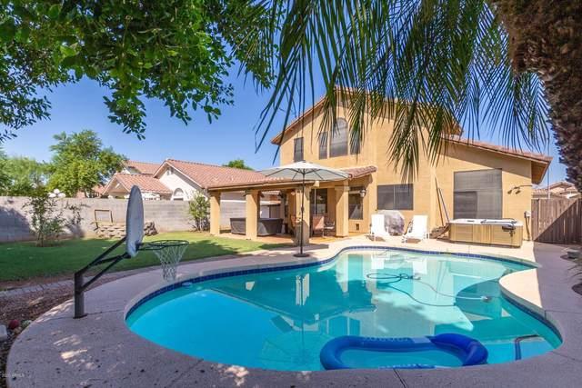 3837 E Irwin Avenue, Mesa, AZ 85206 (MLS #6137407) :: The Riddle Group