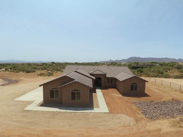 14718 E Dale Lane, Scottsdale, AZ 85262 (MLS #6137437) :: Yost Realty Group at RE/MAX Casa Grande